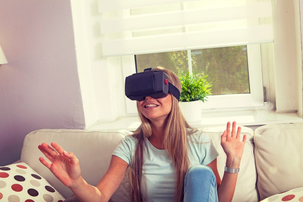 VR, AI, Customer journey, experience